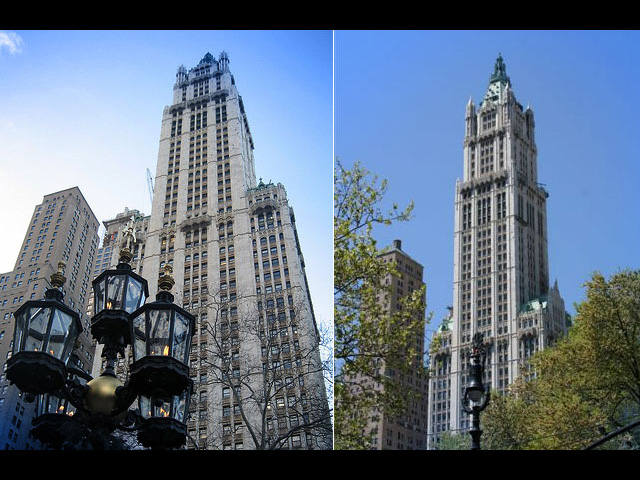 Woolworth building 02