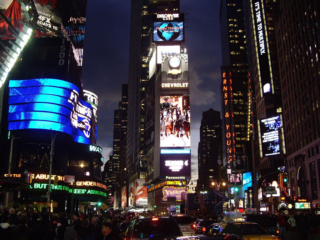 Times_Square_Evening
